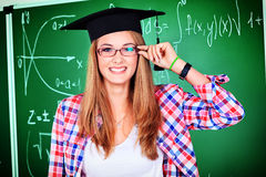 Degree education Stock Photo