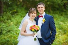Portrait of groom Stock Photography
