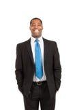 Portrait of handsome black man Stock Image