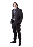 Portrait of a handsome businessman Royalty Free Stock Photography