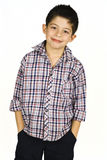 Portrait of a handsome child Royalty Free Stock Photo