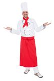 Portrait of a handsome cook Royalty Free Stock Photography