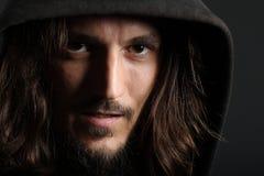 Portrait of handsome guy Stock Image