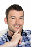 Portrait of handsome man Royalty Free Stock Photo