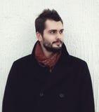 Portrait handsome man Stock Photo