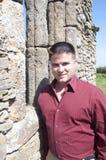 Portrait of Handsome Twentysomething Caucasian Man Royalty Free Stock Image
