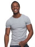 Handsome Young African American Man Royalty Free Stock Photo
