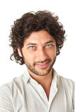 Portrait of an hansome man Stock Photos