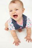Portrait of happy baby Royalty Free Stock Images