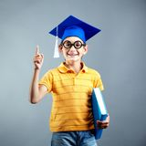 Smart lad Stock Images