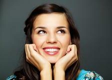 Happy female Royalty Free Stock Image