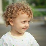 Portrait of happy child Stock Image