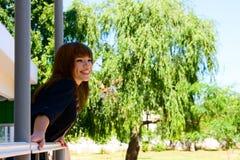 Portrait happy girl Royalty Free Stock Photo
