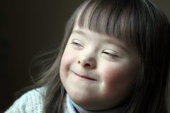 Portrait of happy girl Royalty Free Stock Photo
