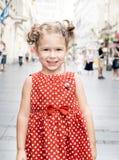 Portrait of happy girl Royalty Free Stock Image