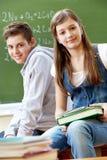 Teen students Royalty Free Stock Photos