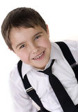 Portrait of happy  little boy Royalty Free Stock Image