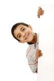 Portrait of a happy little boy Stock Images
