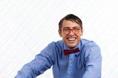 Portrait of Happy Man Royalty Free Stock Photos