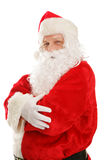 Portrait of Happy Santa Claus Royalty Free Stock Images