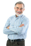 Portrait of a happy senior man smiling Royalty Free Stock Photography