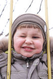 Portrait of Happy smiling boy Royalty Free Stock Photo