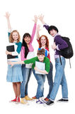 Portrait of happy student Royalty Free Stock Image