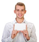 Portrait of a happy young man Royalty Free Stock Photography