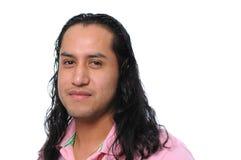 Portrait of Hispanic man  Royalty Free Stock Photos