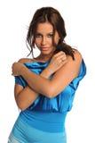 Portrait of Hispanic Woman Royalty Free Stock Photos