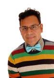Portrait image of Hispanic man. Stock Images