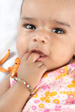 Portrait of Indian Baby Royalty Free Stock Photography