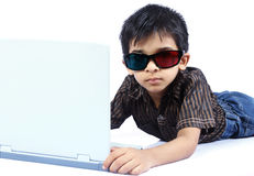 Portrait of Indian Boy Royalty Free Stock Photography
