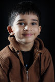 Portrait of Indian Boy Stock Photography