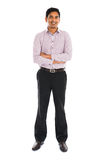 Portrait of indian business male Royalty Free Stock Images
