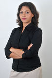 Portrait of Indian business woman Stock Photography