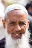 Portrait Indian man, Pushkar. India Stock Photography