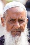 Portrait Indian man, Pushkar. India Royalty Free Stock Images