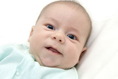 Portrait of  infant Royalty Free Stock Photography