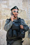 Portrait of Israel Defense Forces Stock Photos