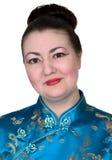 Portrait japanese girl Royalty Free Stock Image