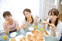 Portrait of Japanese women Stock Photos
