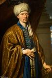 Portrait of Jean de Thévenot (1633-1667), 1660-63 by Philippe de Champaigne (French, 1602-74) Royalty Free Stock Photos