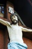 Portrait of Jesus Stock Image
