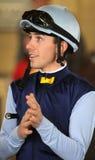 Portrait of Jockey Joe Talamo Royalty Free Stock Photos