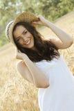 Portrait of joyful girl Royalty Free Stock Image