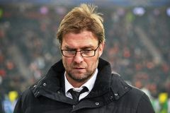 Portrait Jurgen Klopp Stock Photography