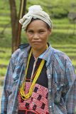 Portrait of Karen hill tribe Royalty Free Stock Photography
