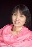 Portrait of Korean woman 3. Royalty Free Stock Photography
