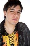 Portrait of a Latino man Stock Photo